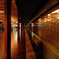 Subway In Buenos Aires by Mark Duehmig