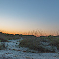 Sullivan's Island Lighouse - Sunset by Dale Powell
