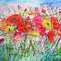 Summer  Bloom By Olena Art  by OLena Art Brand