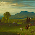 Summer In The Catskills by George Inness