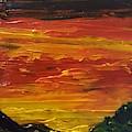 Summer Sunset        2319 by Cheryl Nancy Ann Gordon