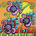 Summer Tapestry by Amy E Fraser