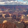 Sun Dappled Canyon  by Matthew Irvin