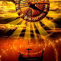 Sundial by Zoe Kelly