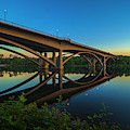 Sunrise At Lake Natoma by Jonathan Hansen
