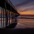 Sunrise At The Pier by Pete Federico