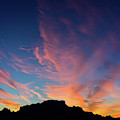 Sunrise Burst by Mary Hone
