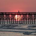 Sunrise Myrtle I by Melvin Jamison