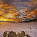 Sunrise Rocks by Tom Gresham