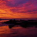 Sunset Crystal Cove State Park by Kyle Hanson