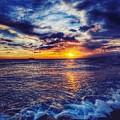 Sunset by Edward Taguba