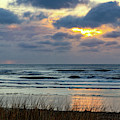 Sunset From The Dunes by Lost River Photography