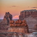 Sunset In Southern Utah by Marybeth Kiczenski