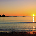 Sunset Over Sunset Bay, Oregon 3 by Dawn Richards
