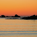 Sunset Over Sunset Bay, Oregon 5 by Dawn Richards