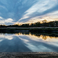 Sunset Reflections by Kaitlyn Casso
