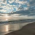 Sunset Run by Cliff Wassmann