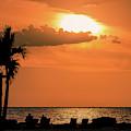 Sunset - St Pete Beach by Frank Mari