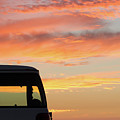 Sunset With The Van by Shot City Media