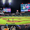 Suntrust Park Atlanta Braves Baseball Ballpark Stadium by Christopher Arndt