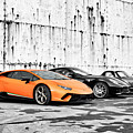 Supercars by Tim Gainey
