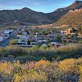 Superior Arizona Springtime by Dave Dilli
