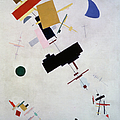 Suprematism Number 56 By Kazimir by Superstock