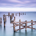 Swanage Old Pier by Framing Places