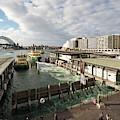 Sydney Circular Quay by Didier Marti