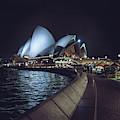 Sydney Opera House Nights by Nisah Cheatham
