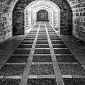 Symmetry In Black And White by Lyl Dil Creations