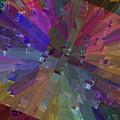 Synthetic Rhythm by Lynda Lehmann