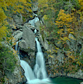 Taconic Mountain Waterfall by Adam Jewell