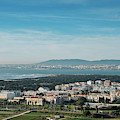 Tagus River, Portugal Panorama by Alexandre Rotenberg