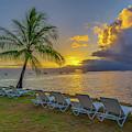 Tahiti Sunset by Scott McGuire