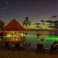 Tahitian Twilight by Scott McGuire