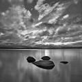 Tahoe Cloud Mirror by Martin Gollery