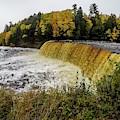 Tahquamenon Falls G0653263 by Michael Thomas