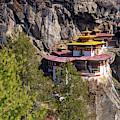 Taktsang Monastery  by Fabrizio Troiani