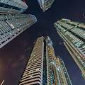 Tall Residential Buildings In Dubai by Elnur