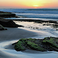 Tamarama Sunrise by Nicholas Blackwell