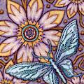 Tapestry Butterfly by Amy E Fraser
