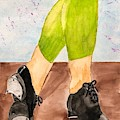 Tappin Toes by Marcia Breznay