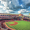 Target Field Minnesota Twins Baseball Ballpark Stadium by Christopher Arndt