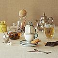 Tea Set by Annabelle Breakey