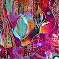 Teal_pink_bee2018 by Kasey Jones