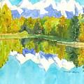 Teton Impressions by Yolanda Koh