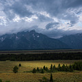 Teton Park by David Monahan
