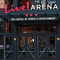Texas Live Arena V3 061119  by Rospotte Photography