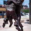 Texas Rangers Baseball 070219 by Rospotte Photography